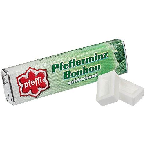 Pfefferminzbonbon